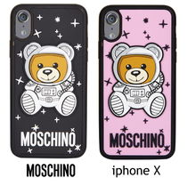 New☆Moschino 3D Space Teddy iphone X ケース【関税込】
