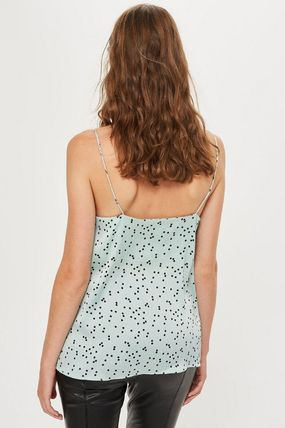 TOPSHOP マタニティトップス 【国内発送・関税込】TOPSHOP★MATERNITY Spot Scallop Cami(4)