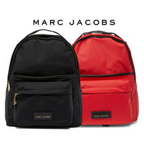MARC JACOBS(マークジェイコブス) マザーズバッグ 【Marc Jacobs】バックパック大☆ナイロン