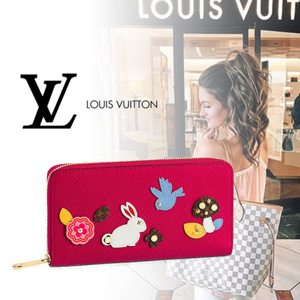 Louis Vuitton(ルイヴィトン)ジッピー・ウォレット エピ