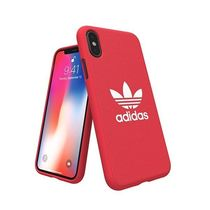 adidas OR-Adicolor-Moulded Case iPhone X Radiant Red