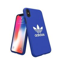 adidas OR-Adicolor-Moulded Case iPhone X Blue
