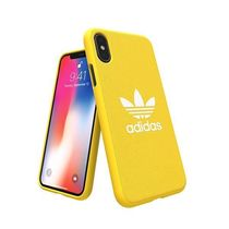 adidas OR-Adicolor-Moulded Case iPhone X Yellow