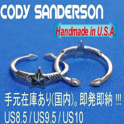 進化形Navajoアクセ★Cody Sanderson★Double Arrow Small Star