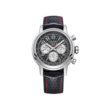 reputable site 3c1bd d9428 CHOPARD MILLE MIGLIA 2018 RACE EDITION アナログ腕時計 silver