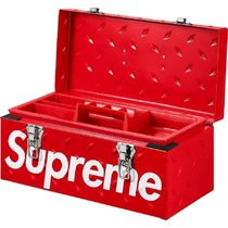 1 WEEK Supreme FW 18 Diamond Plate Tool Box