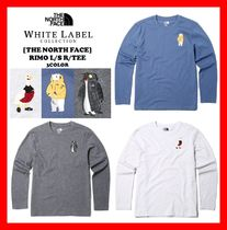 2018AW★韓国の人気【THE NORTH FACE】 ★ RIMO L/S R/TEE ★3色