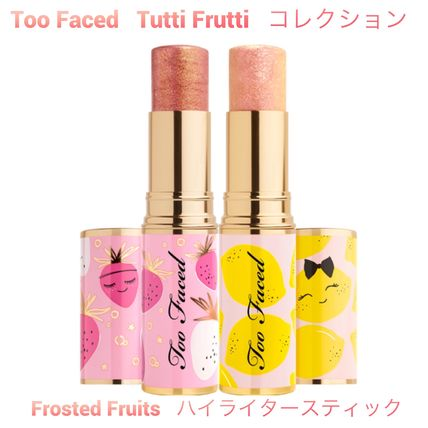 Too Faced フェイスパウダー 限定☆Too Faced☆Frosted Fruits☆ハイライタースティック