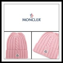 ★★MONCLER(モンクレール) CABLE KNIT BEANIE  送料込み★★