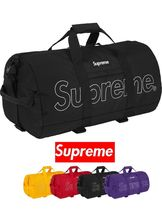 Supreme  Duffle Bag 3M 18 FW  WEEK 0
