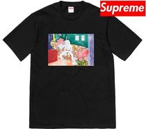 Supreme  Bedroom Tee 18 FW  WEEK 0