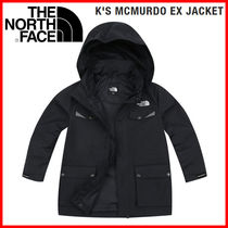 THE NORTH FACE(ザノースフェイス) キッズアウター THE NORTH FACE★子供服 K'S MCMURDO EX JACKET_NJ2HJ20S