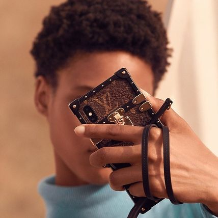 ☆ Louis Vuitton(ルイヴィトン) アイ・トランク IPHONE X 各色