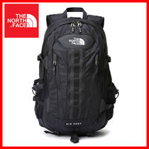 THE NORTH FACE★収納空間が広いBIG SHOT バックパック NM2DJ55A