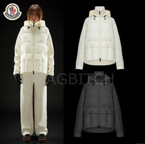 2018-19AW MONCLER GRENOBLE ダウンxパーカーブルゾン 本店買付