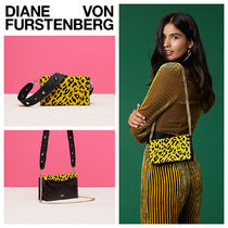 【DVF】Ж日本未入荷ЖSoiree Crossbody Haircalf Bag