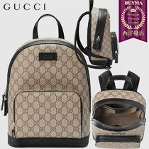 【正規品保証】GUCCI★18秋冬★GG SUPREME SMALL BACKPACK