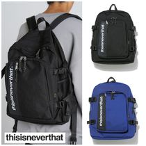 新作★thisisneverthat★CORDURA 750D Nylon SP Backpack 2色