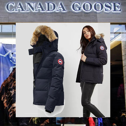 【18AW NEW】 CANADA GOOSE_women/Chelsea Parkaダウン/2色