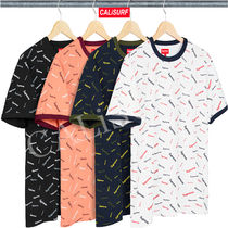 【AW18】Supreme (シュプリーム)SCATTER RINGER/全色/送料無料