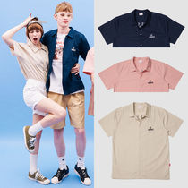 Default(デフォルト) ブラウス・シャツ 【Default】DF SUMMER OPEN SHIRT (3color) - UNISEX