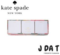 Kate Spade(ケイトスペード)STICKY NOTE SET - FLORAL