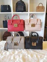 【即発3-5日着】FURLA★METROPOLIS SMALL SATCHEL ★2ways★BGX6