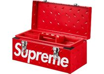 18A/W Supreme Diamond Plate Tool Box