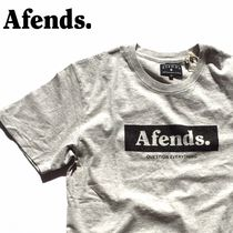 AFENDS(アフェンズ) Tシャツ・カットソー [国内発送/送料込] Afends ロゴTシャツ Stone