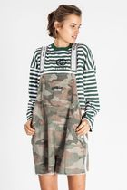 ★STUSSY★Clique OVERALL オーバーオール Camo