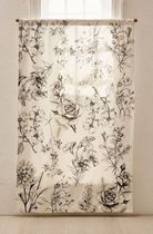 SALE☆Urban Outfitters☆Makenna Etched Floral☆遮光カーテン