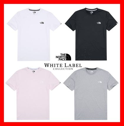 THE NORTH FACE Tシャツ・カットソー 2018SS☆人気【THE NORTH FACE】 ☆ LINDEN S/S R/TEE ☆4色☆
