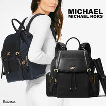 【セール!】Michael Kors*Mott Large Nylon Diaper Backpack