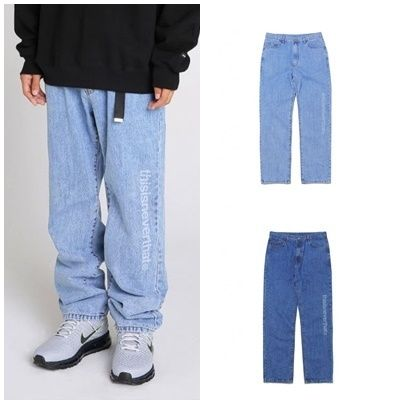 thisisneverthatのRegular Jean 全2色