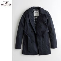 ★送料込★Hollister★Belted Trench Coat★