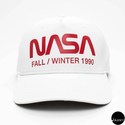 関税込HERON PRESTON 2018AW NASA REFLECTIVE CAP ユニセックス