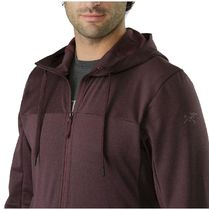 Arc'teryx - Slocan Hooded Fleece Jacket - Men's - Heron