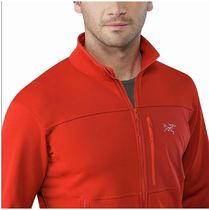 Arc'teryx - Fortrez Fleece Jacket - Men's - Carbon Copy