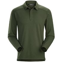 Arc'teryx - Captive Long-Sleeve Polo Shirt - Men's - Pilot