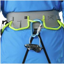 Arc'teryx - AR-385a Harness - Women's - Pegasus/Titanite