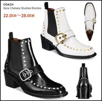 【COACH】 Nora Chelsea Studded Booties