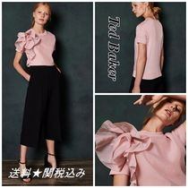 """☆2018/19AW新作☆【TED BAKER】""""ANABANE""""ラッフル♪トップス"""