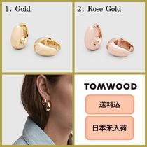 ■日本未入荷・送料込■Tom Wood Ice Hoop Small Gold/Rose Gold
