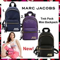 新作 セール MARC JACOBS 人気 Trek Pack Mini Backpack