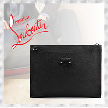 Christian Louboutin 18-19AW Skypouch Classic Leather バック