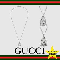 ★追跡有【GUCCI】GucciGhost necklace in silver★日本未入荷