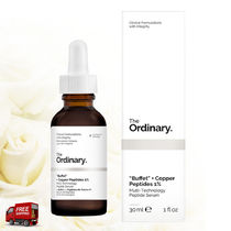 The Ordinary☆アンチエイジング効果☆Buffet+Copper Peptide 1%