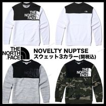 ★関税込★THE NORTH FACE★NOVELTY NUPTSE スウェット 3色