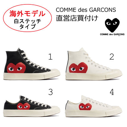【限定品】Play Converse Chuck Taylor All Star '70 ハイカット