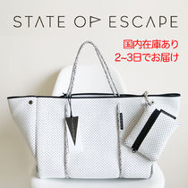 State of Escape(ステイトオブエスケープ) マザーズバッグ 中村アンさん愛用モデル☆State of Escape☆ネオプレントート